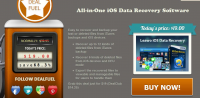 Leawo iPhone Data Recovery Deal