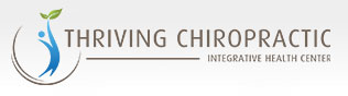 Company Logo For Thriving Chiropractic'