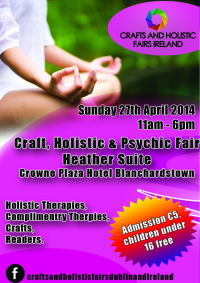Crafts and Holistic fairs Ireland