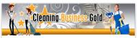 CleaningBusinessGold.com Logo