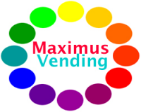 Maximus Vending Logo