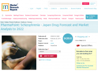 Schizophrenia Japan Drug Forecast and Market Analysis to 20