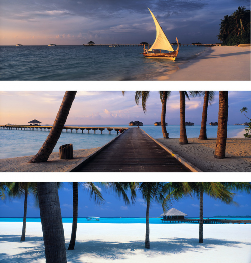Photographing the Maldives before it 'drowns&r'
