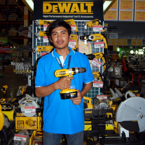 Buriram DeWALT Power Tools'