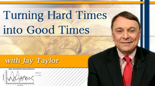 Jay Taylor Turning Hard Times into Good Times'