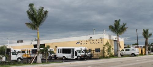 Atlantic Bus Sales, Pompano Beach, FL'
