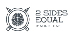 Company Logo For 2 Sides Equal'
