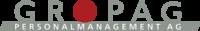 Gropag Personalmanagement AG Logo