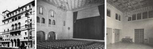 Variety Arts Theater Renovation'