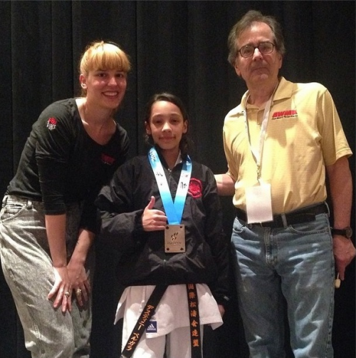 AWMA at the U.S. Open Martial Arts Championships'