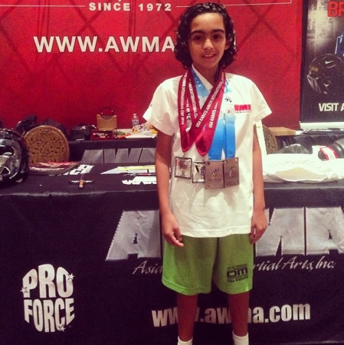 AWMA at the U.S. Open Martial Arts Championships 2'