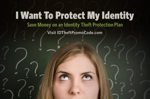 ID Theft Promo Code'