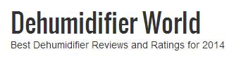 dehumidifier world'