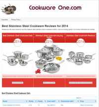 cookware one