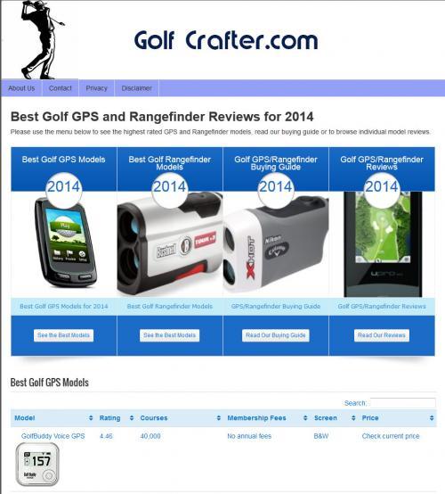 golf crafter'