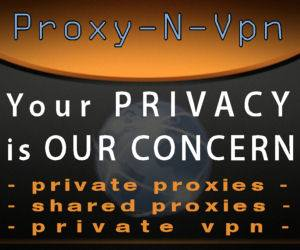 Private Proxies'