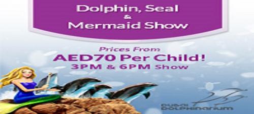 Dubai Dolphinarium'