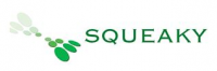 Squeaky Clean and Green Logo