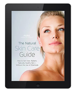 The Natural Skin Care Guide cover'