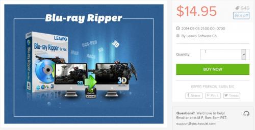 Blu-ray Ripper for Mac Deal'