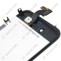 iPhone 4 LCD Screen Black