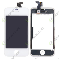 White iPhone 4S LCD Screen