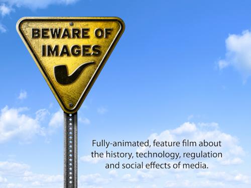 Beware of Images by Sergio Toporek'