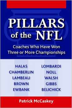 Pillars of the NFL: Coaches Who Have Won Three or More Champ'