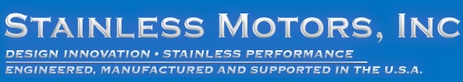 Stainless Motors, Inc. Logo