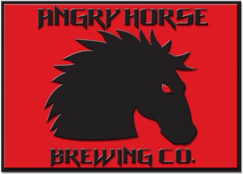Company Logo For Angry Horse Brewing'