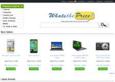 Price Comparison Store'