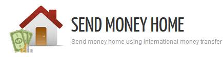 Company Logo For Send Money Home'