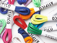 Colored Dress Shoe Laces Atipico