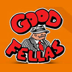Company Logo For Good Fellas Pizza'