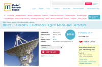 Belize - Telecoms IP Networks Digital Media and Forecasts