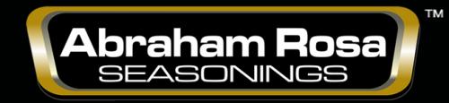 Abraham Rosa Seasonings logo'