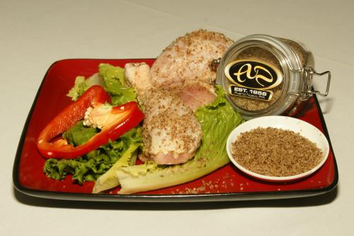 Abraham Rosa Seasonings to Awaken Your Inner Gourmet Passion'