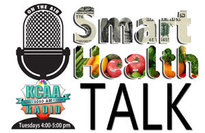 Smart Health Talk Logo'