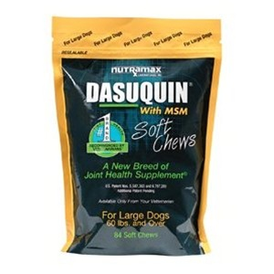 Dasuquin Soft Chews with MSM'