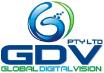 GDV Global Digital Vision Pty. Ltd. Logo