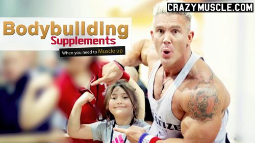Bodybuilding Supplements'