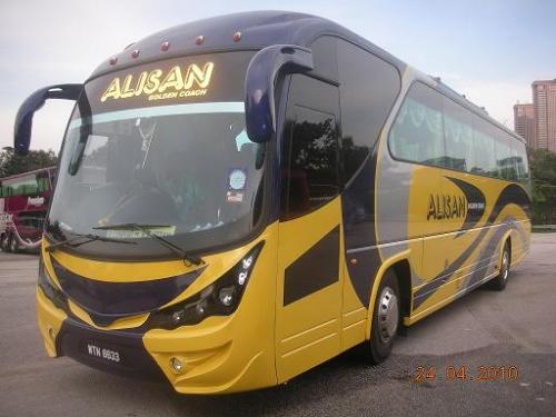 Alisan Golden Coach'