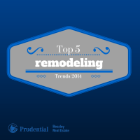 5 Remodeling Trends for 2014