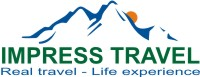 Logo for Impress Travel'