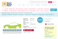 China Vehicle Diesel Engine Industry Research Report 2014
