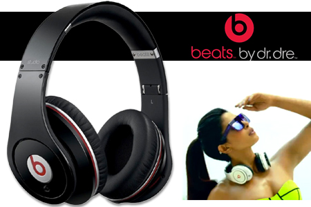 Monster 'Beats by Dr. Dre' Studio Active Noise Can'