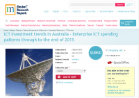 ICT investment trends in Australia