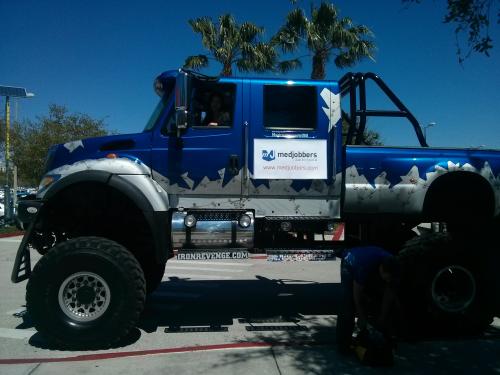 MedJobbers Monster Truck 2'