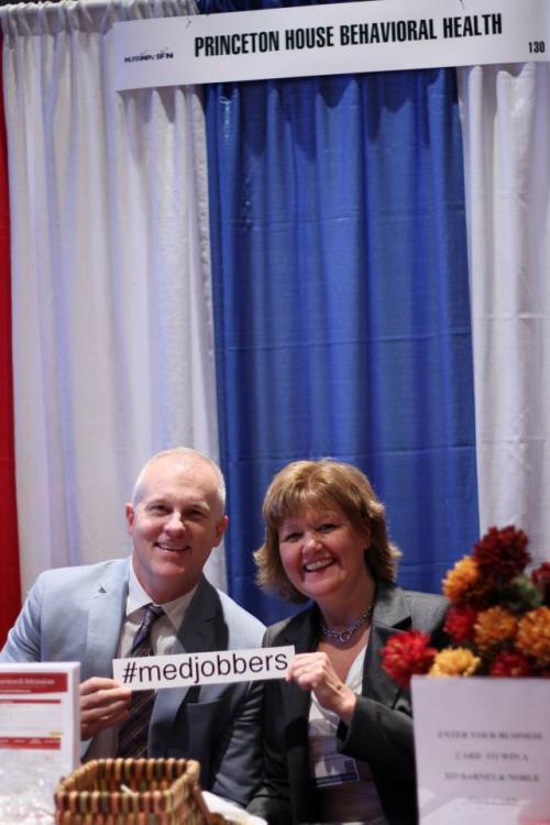 MedJobbers NJ Nurses Convention 3'