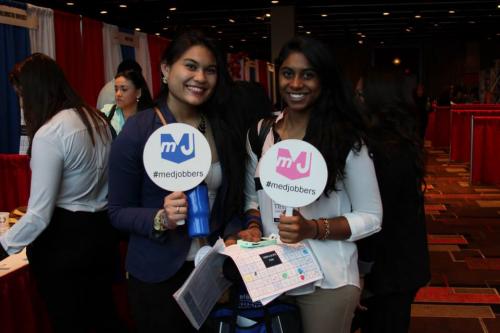 MedJobbers NJ Nurses Convention 4'